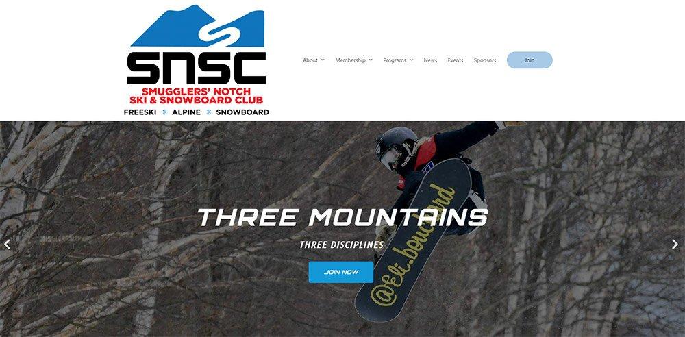 Smugglers Notch Ski and Snowboard Club